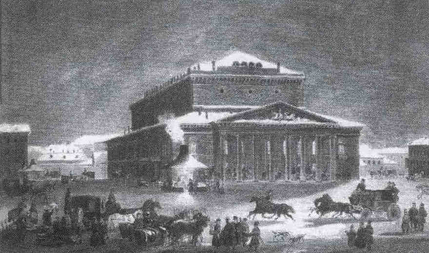 The Bolshoi Theater's Influence on American Ballet